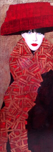 Richard Burlet - Liv, France, B. 1957
