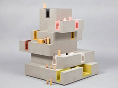 A Dolls' House. 20 of the world's best architects and designers build a dolls' house for KIDS http://interactivefundraising.co.uk/adollshouse/
