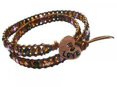Love At First Sight Wrap Bracelet