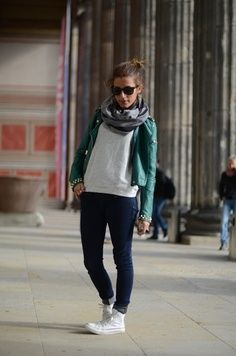 What a kind of street style