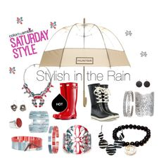 No need to let the rain cramp your style. Throw on some galoshes, some fab #colorbyamber accessories, and maybe sing a little song while you're at it. #jewelry #eco #ecofashion #ecojewelry #ecofriendly #empowering #ecoresin #accessorizeresponsibly