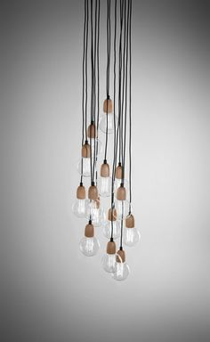 General lighting | Suspended lights | Ilde Wood | B.LUX | David. Check it out on Architonic