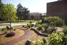 Kimball Court, Alma College, Alma, MI