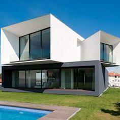 Casas minimalistas por Urban Core