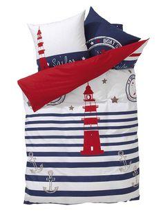 nautical bed linen