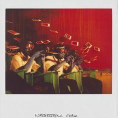 Patrick Nagatani (b.1945, USA) - Cinema II (Polaroid Spectra), 1986