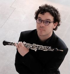 Tom Owen, Principal Oboist with the Gürzenich Orchestra, Köln, resident in the Cologne Opera House and Philharmonie.