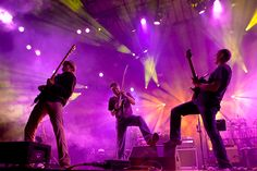 A Headphones Jam With Umphrey's McGee in New York