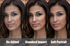 """How to Create a """"Soft Portrait"""" Preset in Lightroom 4 - Digital Photography School"""