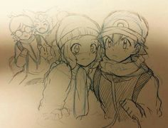 Amourshipping ^.^ ♡ I give good credit to whoever made this I found this in m.vk.com/amourshipping