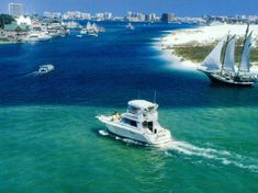 The Gulf Beaches in Destin, Florida