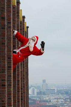 Hi Santa! ☺