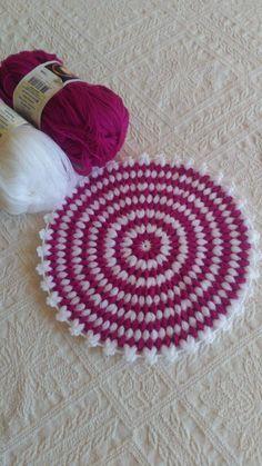 Willkommen bei Pin World – Bir başka WordPress sitesi Diy Crafts Crochet, Crochet Home Decor, Crochet Projects, Free Knitting, Baby Knitting, Knitting Patterns, Crochet Patterns, Quick Crochet, Love Crochet