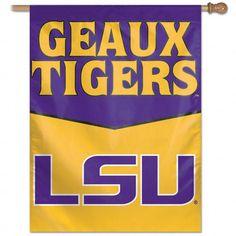 lsu football quotes    http://thepurpleandgoldstore.com/lsu-geaux-tigers-vertical-flag-27x37 ...