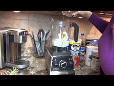 Saturday Smoothie: Apple Pie....Yummy! - YouTube