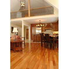 natural cherry floor   American Cherry Hardwood - Natural