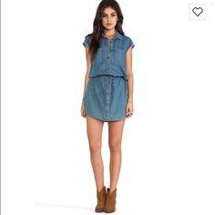 Paige Denim Dress. Size XS. NWT. Paige Denim Dress. Size XS. NWT. CHEAPER ON OTHER SITES (66640) Paige Jeans Dresses Mini