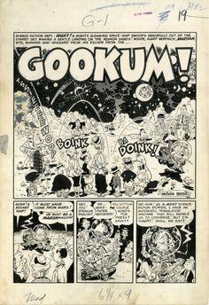 Wally Wood Mad #2 Complete Story Original Art (EC, 1952)