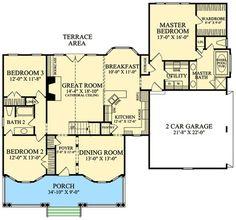 3 Bedroom Country Cottage - 32594WP | 1st Floor Master Suite, Bonus Room, Corner Lot, Country, PDF, Photo Gallery, Split Bedrooms | Architectural Designs