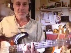 Bass Lesson - Easily Learn How to Play Bass Lines by Ear - YouTube