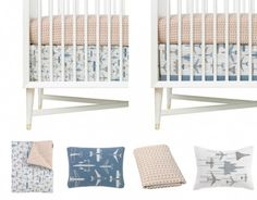 Posey Crib Bedding Dwellstudio Crib Bedding Pinterest Crib