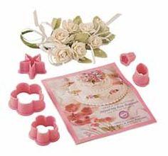 Stepsaving Rose Bouquet Flower Cutter Set