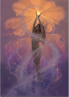 .Abundant Manifestation of Love & Light