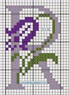 Placa Palko: 779 Pincushion e outras letras / Nadelkissen Buchstaben und weitere