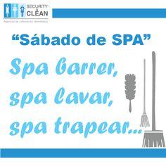 Deja la limpieza para los expertos. Nosotros nos encargamos Spa, Cleaning, Hilarious, Fotografia