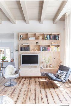 Design interior from old farm - Boulevardb