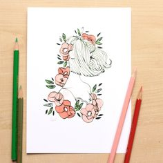 These two prints are available in my shop !... - Sibylline's Sketchblog