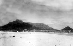 Woodstock Beach, Cape Town