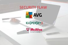 Security Flaw Found In Antivirus Products