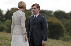 Adelaide Clemens (Valentine Wannop) & Benedict Cumberbatch (Christopher Tietjens) - Parade's End (TV-Series, 2012) #fordmadoxford