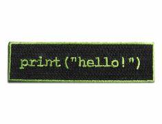 I can program badge.