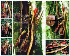 Traditionelles Bogenschiessen - Archery - CORCON Craft