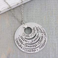Hey, I found this really awesome Etsy listing at https://www.etsy.com/listing/251195606/personalized-hand-stamped-necklace