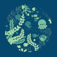 Sea Green by pronouncedyou