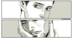 Peter Parker & Tony Stark