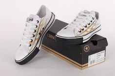 Converse Outlet All Star Chuck Taylor Canvas Low tops White
