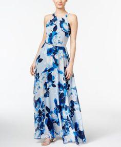 INC International Concepts Floral-Print Maxi Dress, Only at Macy's | macys.com