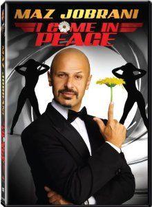 Amazon.com: Maz Jobrani: I Come In Peace: Maz Jobrani: Movies & TV