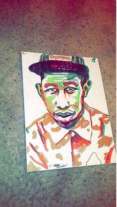 Marker Sketch, Tyler by Nezifah Momodou http://nezimomodu.com/ http://aboveignorance.tumblr.com/ https://instagram.com/theafricanartist/ https://twitter.com/nezifah https://soundcloud.com/nezi-momodu https://youtube.com/channel/UCe0nBnh5cPYFfKw5XF8Kcrg Nezifah.momodu@ttu.edu