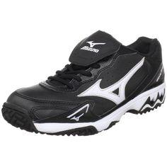 premium selection 2e90d 0b0a4 Mizuno Men s Wave Trainer G5 Athletic Shoe,Black White,6 M US