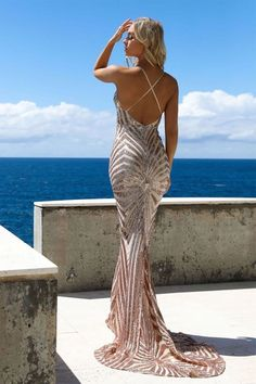 Yissang 2018 Mermaid Sexy Long Dress Summer Bodycon V Neck Backless Dress Strap Cross Sequin Maxi Dress Trumpet Female Vestidos >> Click picture for details << Cheap Maxi Dresses, Cheap Dresses Online, Sexy Dresses, Maxi Skirts, Fashion Dresses, Sexy Long Dress, Long Summer Dresses, Dress Summer, Bodycon Dress Parties