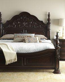 trent complete king bed homesweethome king beds bedroom rh pinterest com