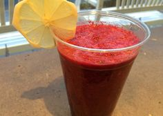 A Juice for Your Evening Stroll | Reboot With Joe. 1 medium beet (beetroot) 2-3 carrots 1 orange ½ lemon