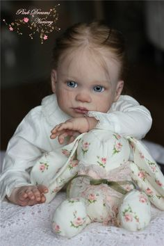 Reborn Girl Toddler Limited Sold Out Kit Gabriella by Regina Swialkowski Iiora   eBay