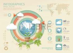 インフォグラフィック: インフォ グラフィック バナーのグラフィックやウェブサイトのレイアウトのベクトルを番号のインフォ グラフィック エコ近代的な柔らかい色のデザイン テンプレートを使用できます。