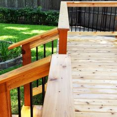 Classic Round Aluminum Balusters by Deckorators.